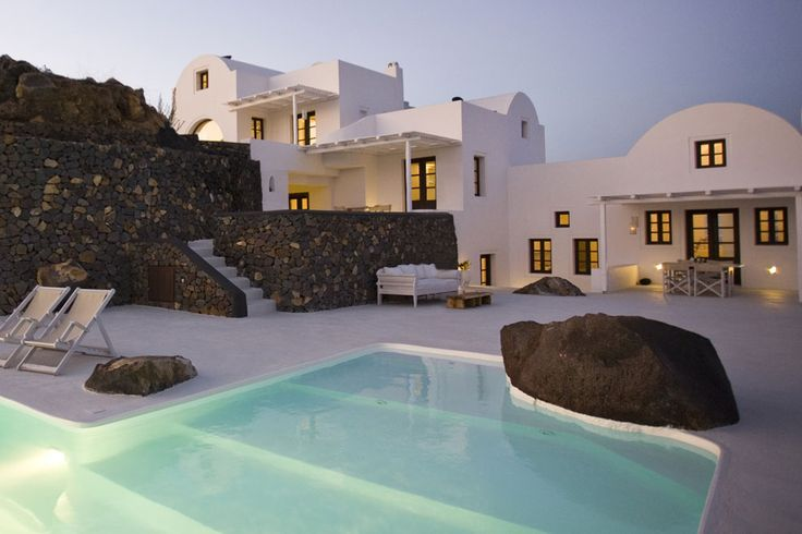 Aenaon Villas Boutique Hotel, Santorini