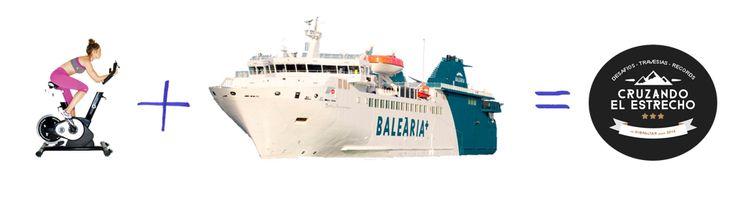 - Cruzando el Estrecho de Gibraltar