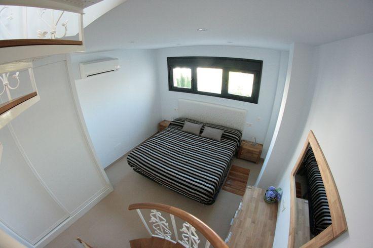 Suite media - camera da letto
