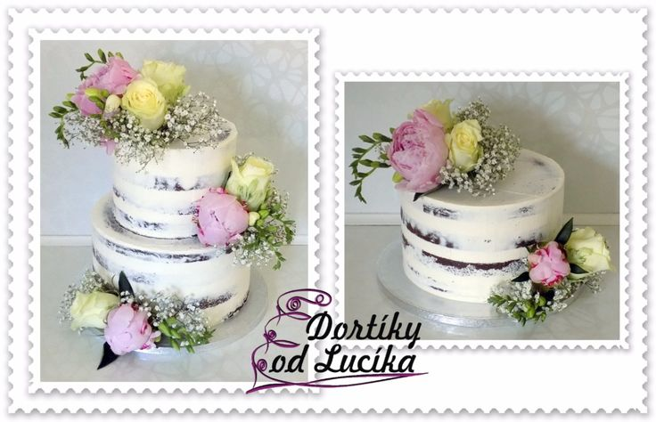 Svatební :: Dortíky od Lucíka