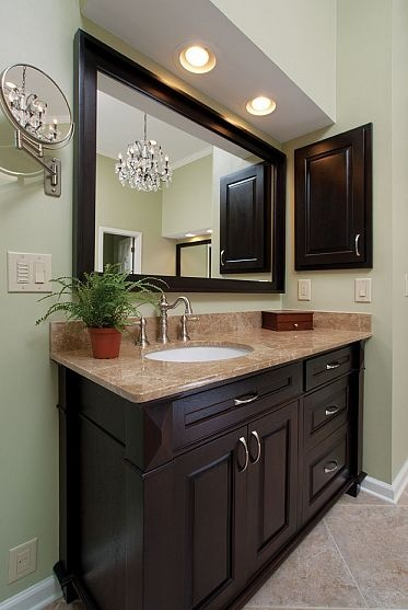 1000 ideas about medicine cabinet mirror on pinterest - Bathroom mirrors and medicine cabinets ...