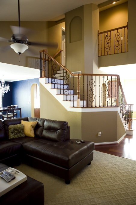 Best Navy Blue Dining Room Taupe Family Room And Greenish 400 x 300
