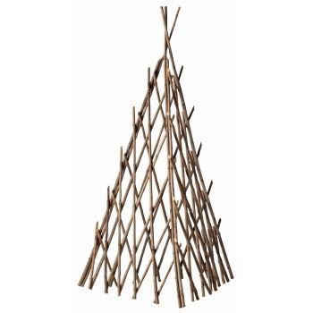 Tuteur trièdre acacia : 160cm