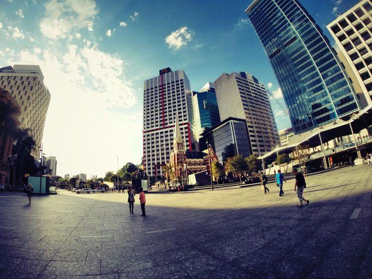 Brisbane centre ville - Australie Australia - http://breakinggood.fr/