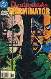 Image result for deathstroke comic covers