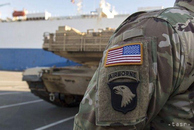 VIDEO: Cez Slovensko bude prechádzať americká vojenská technika - Slovensko - TERAZ.sk