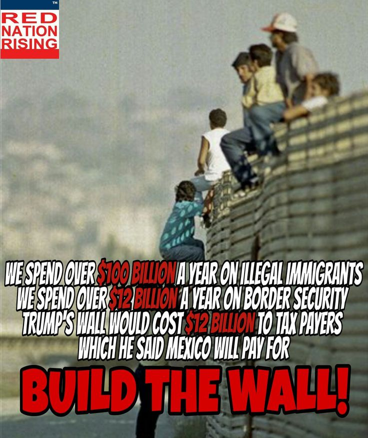 RNR Kentucky (@RNRKentucky) | Twitter........If Mexico won't pay for the Wall, It's still needed Wouldn't be the first time we paid for Mexico but it would be the last #RedNationRising