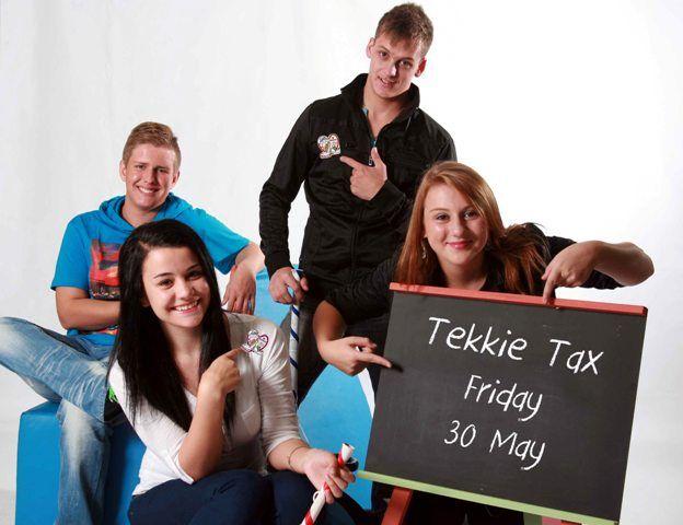 Victory 5 supports Tekkie Tax day http://www.tekkietax.co.za/
