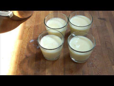 Budino dietetico alla vaniglia Dukan