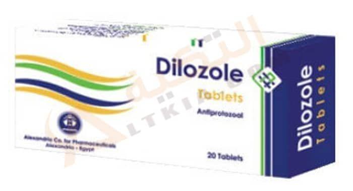 دواء ديلوزول Dilozole ي ستخدم في علاج الإسهال والقضاء على الأميبا ويتكون هذا الدواء من عدة مواد فعالة حيث يحتوي كل 5 مل من ه Tablet Personal Care Toothpaste