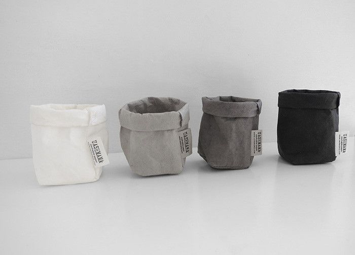 uashamama matte paper bags