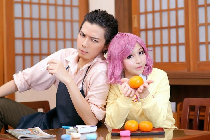 Cosplay Noragami, Daikoku and Kofuku Gallery