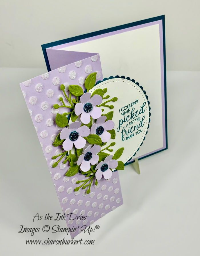 as the ink dries  greeting cards handmade fun fold cards
