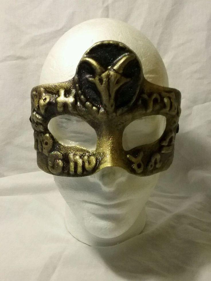 Capricornus Party Mask