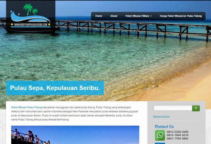 Redytourpulauseibu.com - Porfloio Web Tour oleh ATDIV.com
