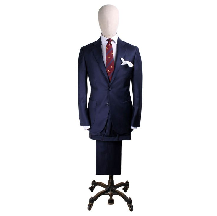 New Dressy Suit Navy (Dandy Style)