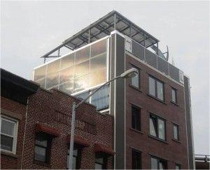 net zero energy solar building brooklyn