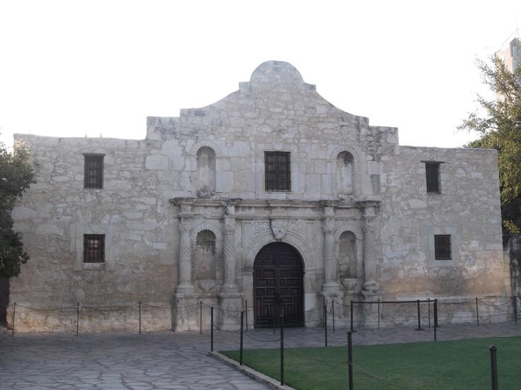 The Alamo - Texas