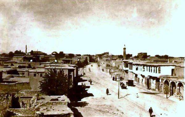 Diyarbakır - İzzetpaşa Caddesi 1940'lar