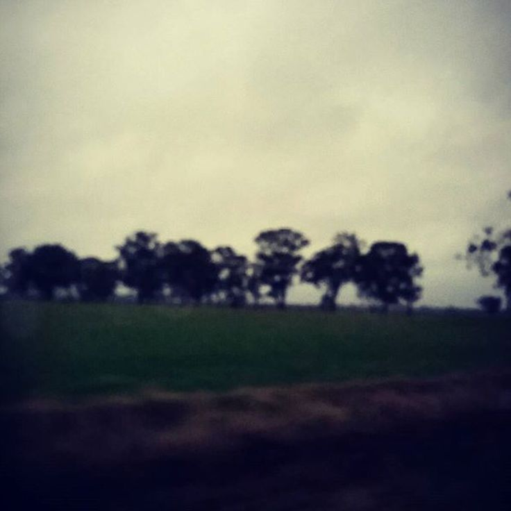 Kinda depressing but beautiful blurred and sad shot