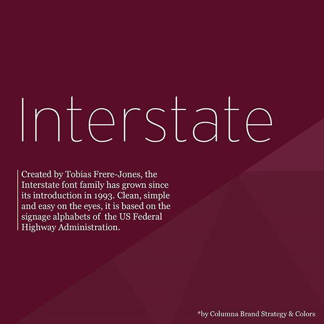 Download free interstate bold font   dafontfree. Net.