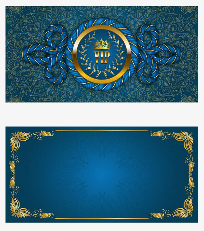 Vip Template Vector Membership Card Vip Card Pvc Card Png And