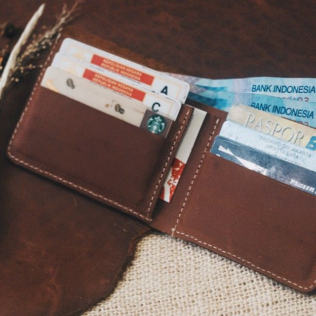 Codename Jasper Classic Bifold Wallet The new Gemstone Collection  With 6 Card Pockets, 2 Half Pockets and a Bill Slot  Excellent for your everyday use
