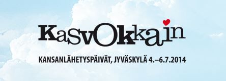 Kansanlähetyspäivät 2014 Jyväskylä. Summer Festival 2014.