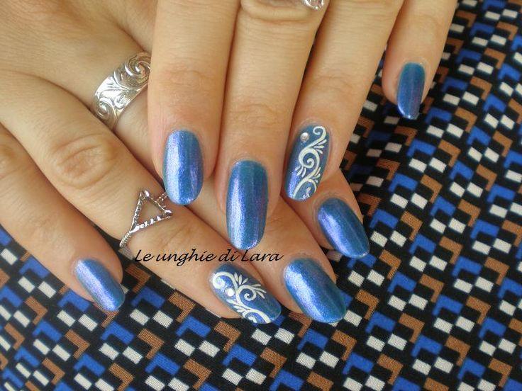 Nail Art Arabesque