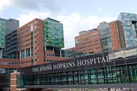 Johns Hopkins Hospital. Baltimore. This is where I met the love of my life.