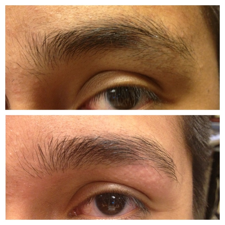 eyebrow threading for men!! | eyebrow threading | Pinterest