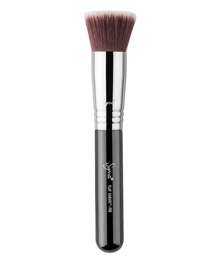 Flat Kabuki Brush (F80) by Sigma Beauty