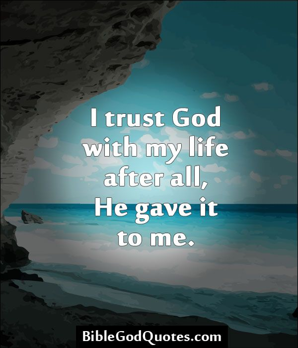 Pin By Roberta LaBalle On Inspirational Quotes Pinterest Quotes Awesome Trust In God Quotes