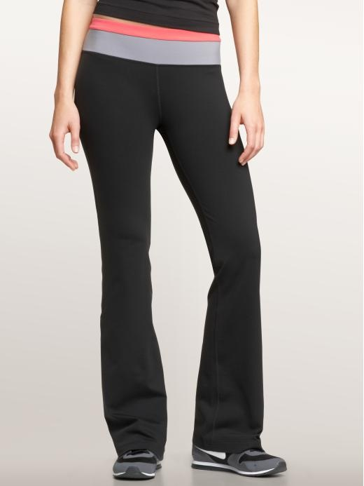gap yoga pants - Pi Pants