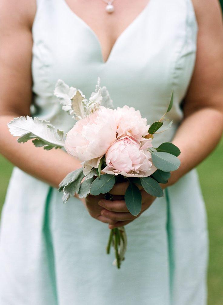 Pastel Bridesmaid Bouquet