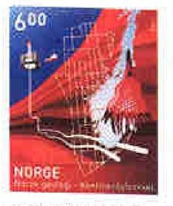 Sello: Geologi (Noruega) Mi:NO 1553,Yt:NO 1496,AFA:NO 1543