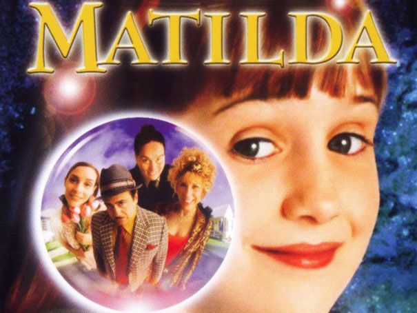 "The story behind the girl who played ""Matilda"""