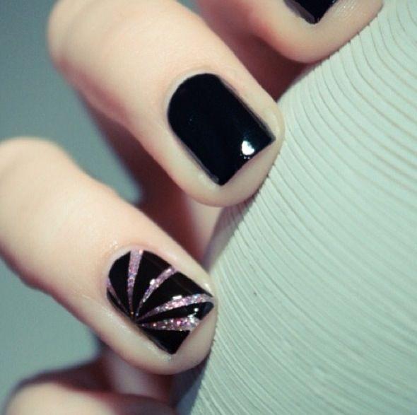 Mejores 53 imágenes de Nails en Pinterest | Arte de uñas, Estilos de ...
