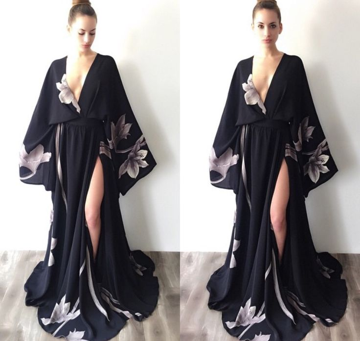 Michael Costello. How gorgeous... I would even wear this at home.