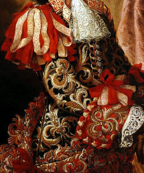 Portrait of Charles IV Borromeo Arese, c. 1675  Masterpieces in Detail