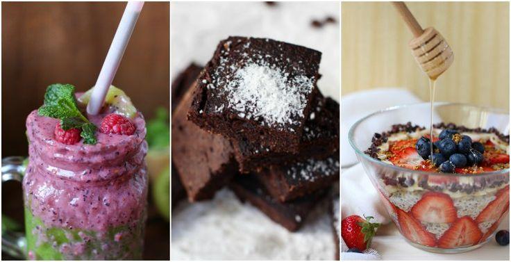 Recetas dulces - 25 Recetas de Brunch Saludable - www.chilemolepasta.com