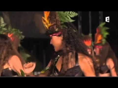 """The """"Heiva"""" is a danse and song Festival where people from all over French Polynesia gather together and celebrate traditional and modern """"Ori Tahiti"""". It usually occurs between begining of July 'til mid August every year. It's a celebration full of danse, songs, colours, excitement and beauty. Here is a glimps of it. The group TAMARIKI POERANI OTEA VAHINE is performing. Enjoy ! :D"""