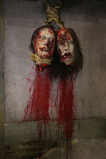 Roanoke Cannibal Colony haunted house at Halloween Horror Nights 2014, Universal Orlando | Flickr - Photo Sharing!