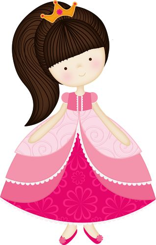 PRINCESINHAS III - Pink princesses angie 4 lostanhellcreations.png - Minus