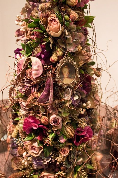 victorian christmas tree pictures vintage christmas tree crafts pinterest - Victorian Christmas Trees
