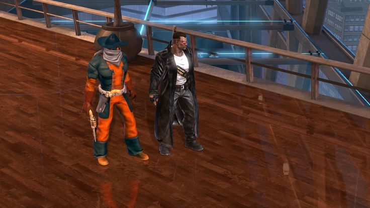 Marvel Heroes - Blade Chapter 2: Pursuing The Hood