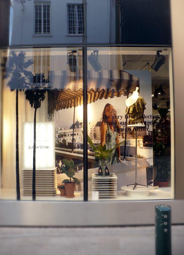 Design Atelier window display on Grafton St, Dublin