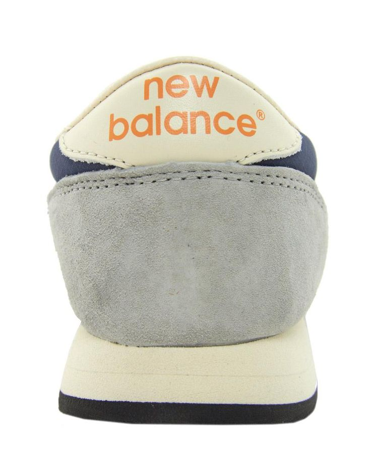 New Balance | New Balance 420 Navy Suede Trainers at ASOS