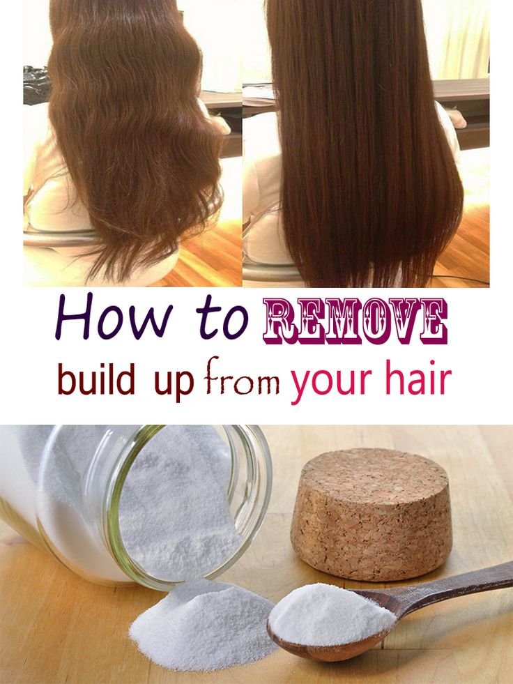 How to remove build up from your hair | Fitness is Wealth