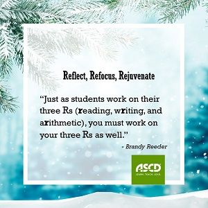 Maintaining Balance: The Three Rs for Staying Centered in the Classroom | ASCD Inservice